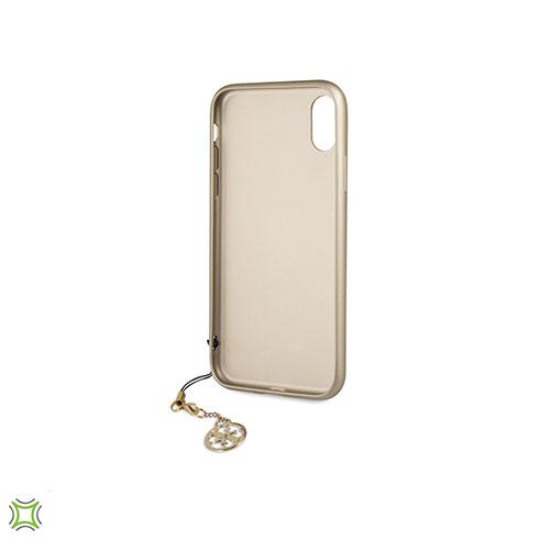 Guess Kaia PU iPhone Hard Case