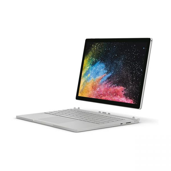 Microsoft Surface Book 2 PVG-00001 13.5″ Core i5 8GB 256GB Silver