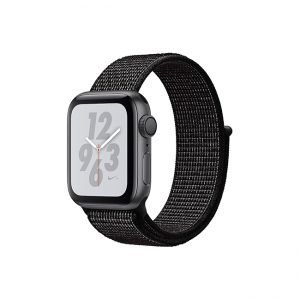 Apple Watch Series 4 Nike+ 40MM Space Gray - Nike Sport Loop