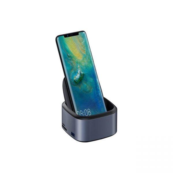 Baseus-Mate-Docking-Type-C-Mobile-Phone-Intelligent-HUB-Expanded-Socket