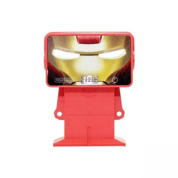 Remax-RPL-20-Avenger-Series-10000mAh-Power-bank-Iron-Man