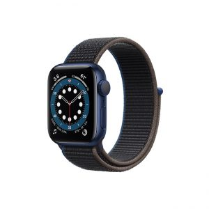 Apple-Watch-Series-6-42MM-Blue-Aluminum-GPS---Sport-Loop-Charcoal