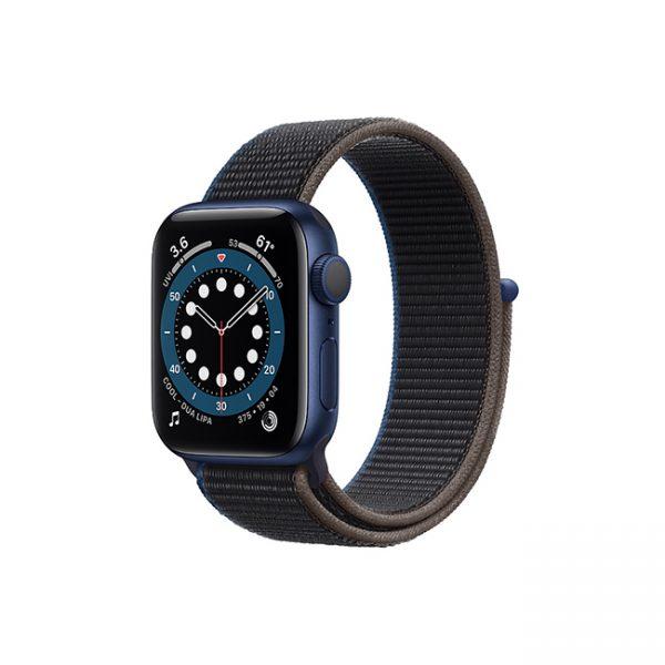 Apple-Watch-Series-6-42MM-Blue-Aluminum-GPS---Sport-Loop-Charcoal