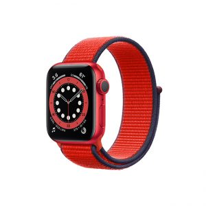 Apple-Watch-Series-6-42MM-(PRODUCT)RED-Aluminum-GPS---Sport-Loop