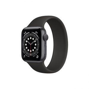 Apple-Watch-Series-6-42MM-Space-Gray-Aluminum-GPS---Black-Solo-Loop