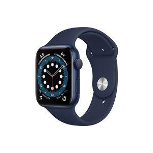 Apple-Watch-Series-6-44MM-Blue-Aluminum-GPS---Deep-Navy-Sport-Band