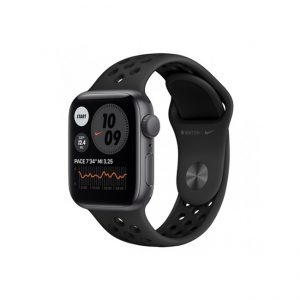 Apple-Watch-SE-44MM-Space-Gray-Aluminum-GPS---AnthraciteBlack-Nike-Sport-Band
