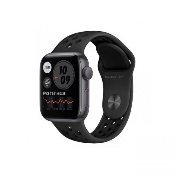 Apple-Watch-SE-44MM-Space-Gray-Aluminum-GPS---AnthraciteBlack-Nike-Sport-Band