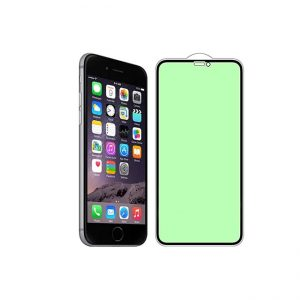 Apple-iPhone-Eye-Protection-Green-Tempered-Glass