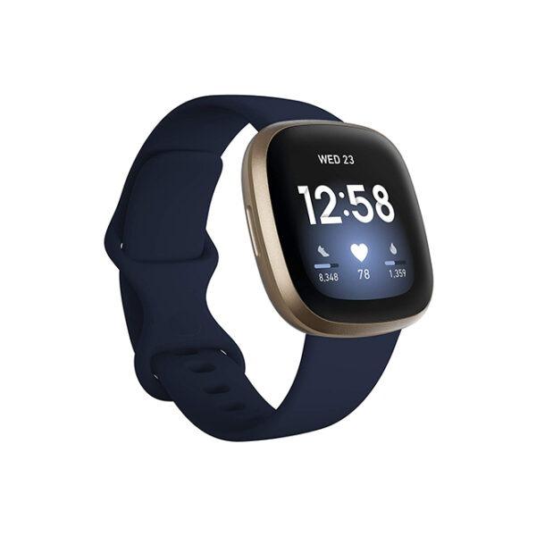 Fitbit-Versa-3---Midnight-.-Soft-Gold