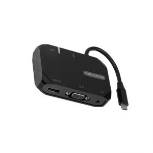 5 in 1 Type-C to HDTV Multifunction Adapter