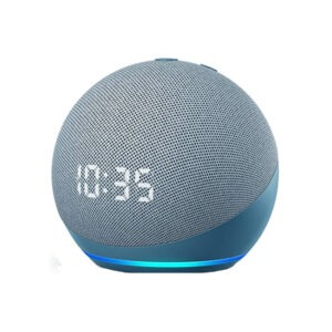 Amazon-Echo-Dot-4th-Generation-with-Clock